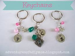 make key rings images How to make your own keychains adventures of a diy mom JPG