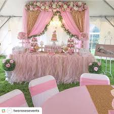 pink and gold cake table decor 323 best decor images on pinterest stage backdrops 30th birthday
