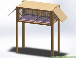 Make A Rabbit Hutch 10 Diy Rabbit Cages And Hutches For Your Fluffy Friends Shelterness