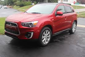 red mitsubishi outlander ask away my week in the 2015 mitsubishi outlander sport se