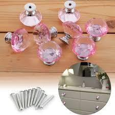 kitchen cabinet door knob screws 16pcs 30mm clear kitchen door knobs drawer cabinet