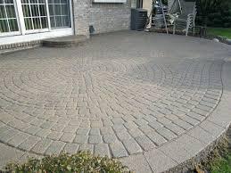 brick paver calculator patterns 3 sizes patio stone ideas layout