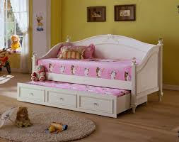 White Trundle Daybed Day Bed Trundle Scheduleaplane Interior Stylish And