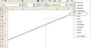 corel draw x6 keyboard shortcuts pdf how to restore missing toolbar in a toolbox in coreldraw x6