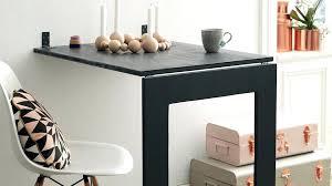 table rabattable pour cuisine table de cuisine murale rabattable table pliante pour studio