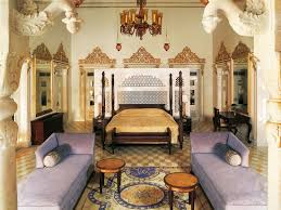 Gorgeous Bedroom Designs With Gold Accents - Exotic bedroom designs