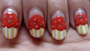 nailsbystephanie tutorial cupcake nails
