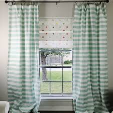 i should be mopping the floor how to create faux roman shades
