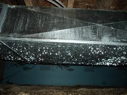 american basement solutions crawlspace condensation sweating ducts