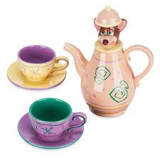 tea set dormouse tea set in shopdisney