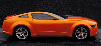 mustang designs 2006 giugiaro ford mustang concept was ringer vs in house ford designs