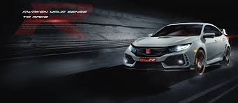 honda indonesia honda civic type r unveiled in indonesia at 2017 gaikindo