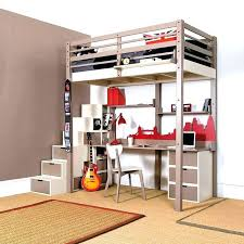 lit mezzanine avec bureau et rangement lit superpose avec rangement lit superposac avec rangement lovely