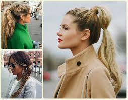 everyday ponytail hairstyles 2015 fall hairstyles 2017 hair