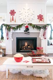 xmas home decorations 182 best christmas home tours images on pinterest christmas