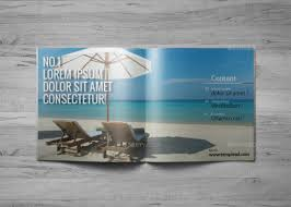 creative travel brochure template 25 travel brochure template