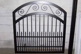 iron gates denver colorado decorative ornamental gates