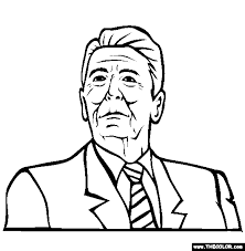 presidents online coloring pages page 1