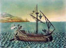 6 ancient naval battles history lists