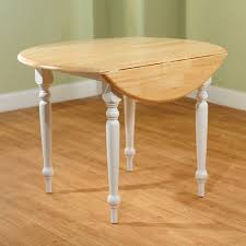 Drop Leaf Kitchen Table Sets Gorgeous Drop Leaf Kitchen Table And Round Kitchen Table And