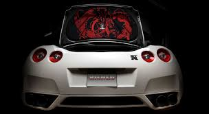 Nissan Gtr Interior - fills the interior of the nissan gt r with the mythological dragon