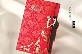Cost Of Wedding Invitations Aliexpress Com Buy 50sets Bridal U0026 Groom Wedding Invitations