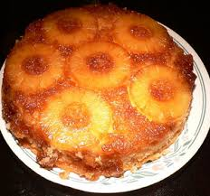 microwave pineapple upside down cake using yellow cake mix recipe