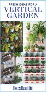 9 fresh ideas for a fun vertical garden gardens plants and