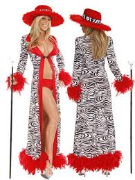 Pimp Halloween Costume Female Pimp Costume Costumelook
