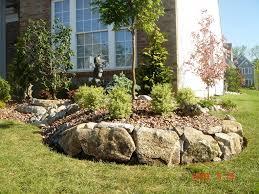 Garden Rock Wall by Moss Rock Wall A Cut Above Landscaping U2013 Monroe New Jersey