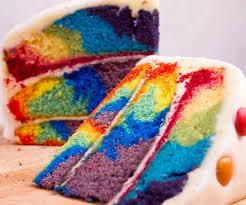 dye cake mix
