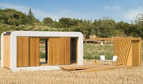 Prefab Studio Shed Solar Powered Suite Go Prefab Was Constructed In Just 10 Weeks Go