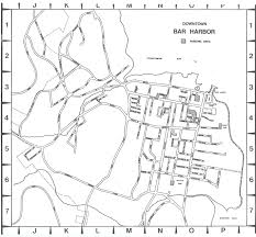 Map Of Maine Towns Lsrobinson Real Estate U0026 Vacation Rentals Bar Harbor Southwest