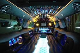hummer limousine with pool inside a limo gallery tube