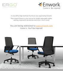 ergo contract furniture osetacouleur