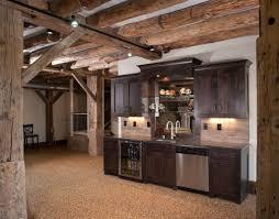 new rustic basement bar ideas bar surripui net