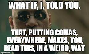 What If I Told You Meme Creator - this this right here is my title for this meme imgflip