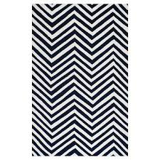 Black And White Zig Zag Rug Chevron Area Rug Target