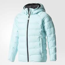 kids jackets coats adidas uk