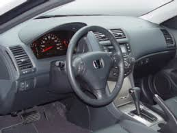 2005 Honda Accord Interior 2005 Honda Accord Interior