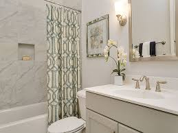 Pictures Of Shower Curtains In Bathrooms Green And Gray Shower Curtain Curtains Ideas