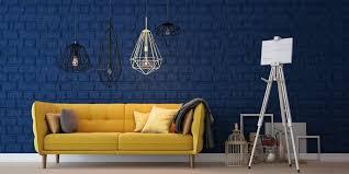 Blue Interior Design Melatone Innovative High Pressure Laminates For Your Commercial