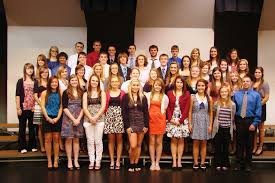 National Honor Society Resume Example by National Honor Society Inducts North Ridgeville High