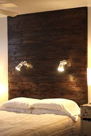 incredible diy wooden headboard ideas