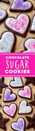 Recipe Decorated Cookies Best 25 Chocolate Sugar Cookies Ideas On Pinterest Chocolate