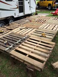 Diy Backyard Deck Ideas Diy Pallet Deck Ideas And Instructions 99 Pallets