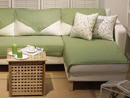 Sectional Sofa Slipcovers Coolest L Shaped Sectional Sofa Slipcovers For Interior Home