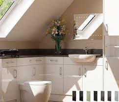 Fitted Bathroom Furniture White Gloss Fitted Bathroom Furniture Bathroom Cabinets And Storage