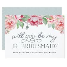 bridesmaid invitations uk unique bridesmaid invitations announcements zazzle co uk