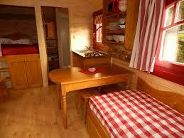 roulotte 2 chambres hébergement roulottes